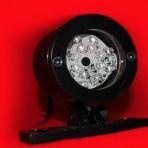 15 LED 12-24V FLASHING LAMP