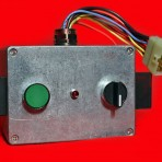 CONTROL BOX FOR LOCO WITH AIR STARTER