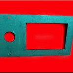 CONTROL PANNEL MOUNTING PLATE