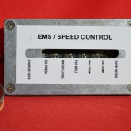 EMS OVERSPEED MONITOR